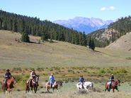 Colorado family Dude Ranch holiday