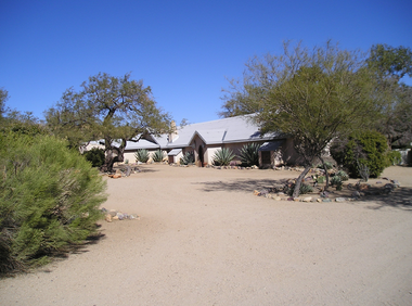 Elkhorn ranch lodge