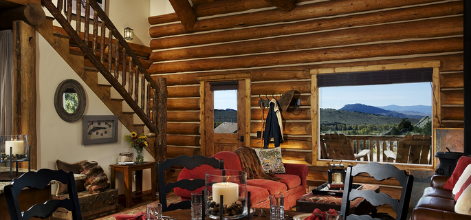 Wyoming exclusive ranch holiday