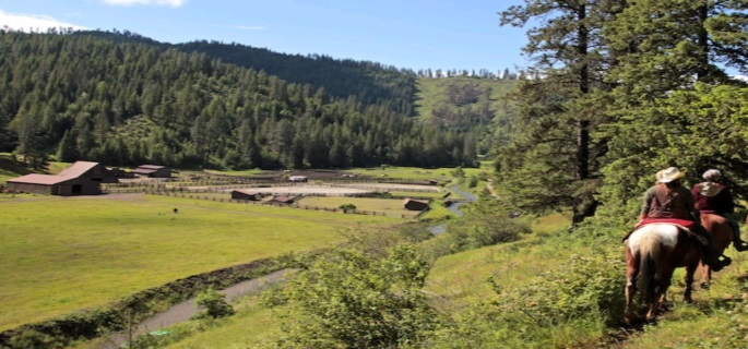 Redhorse Mountain Ranch Idaho