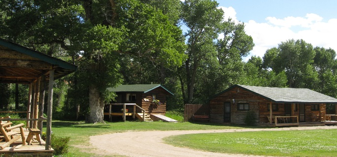 Lazy L and B Ranch in Wyoming great for kids