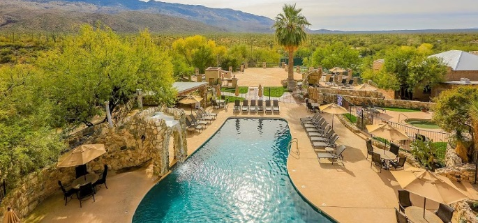 Enjoy a winter sunshine break at a ranch in arizona fun for all the family