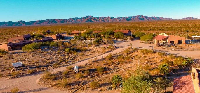 Arizona Dude ranch for families