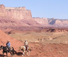 Riding out to see Escalante and San Rafael in Utah on Horseback