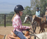Horse riding for kids at this luxury ranch