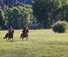 Horse riding at exclusive ranch in Wyoming