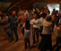 Montana Barn Dance during ranch stay