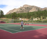 Dude ranch where you can ride, play tennis, swim and have fun with all the family in Colorado