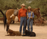 Kay El Bar Ranch owners welcome guests at Arizona Guest ranch